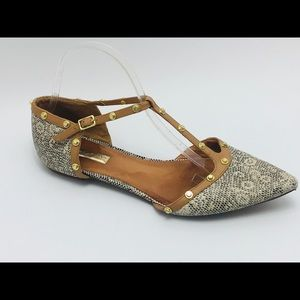 HALOGEN POINTY TOE FLAT..NO OFFER WILL BE ACCEPTED